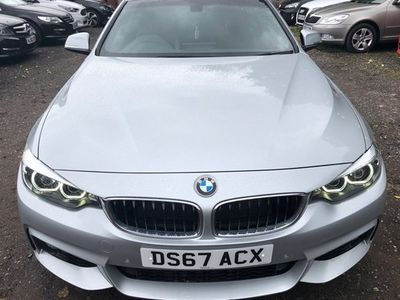 used BMW 435 4-Series Coupe d xDrive M Sport (Professional Media) 2d Auto