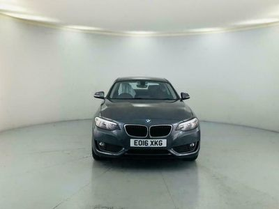 used BMW 218 2 SERIES 1.5 I SE 2d 134 BHP coupe