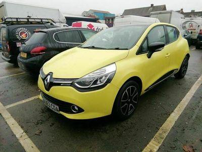 used Renault Clio 1.2 16v Dynamique MediaNav 5dr
