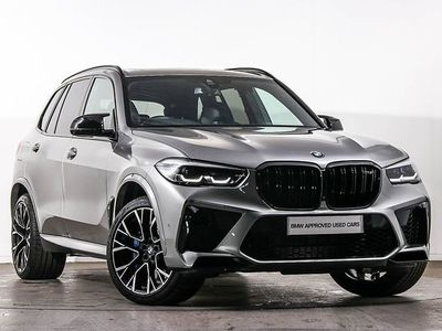 used BMW X5 M X5 SeriesCompetition 4.4 5dr