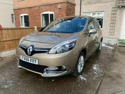 used Renault Scénic 1.5 dCi Dynamique Nav (s/s) 5dr