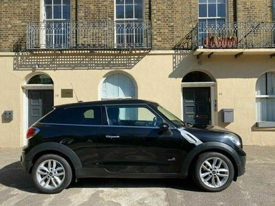 used Mini Cooper D Paceman 2.0 Auto ALL4 3dr