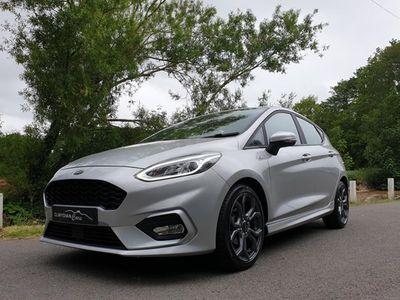used Ford Fiesta Hatchback ST-Line 1.0T EcoBoost 125PS 5d
