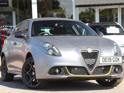 used Alfa Romeo Giulietta 2.0 Jtdm-2 170 Veloce 5Dr Tct