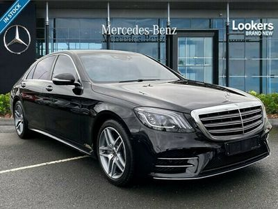 used Mercedes S560 E L AMG LINE