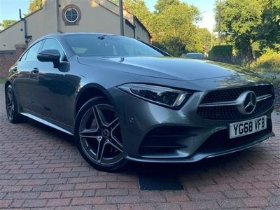used Mercedes CLS350 CLS 3.0AMG Line G-Tronic 4MATIC (s/s) 4dr Auto