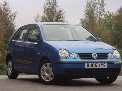 used VW Polo 1.2 Twist 5dr