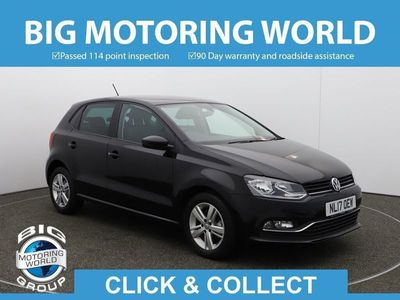 used VW Polo MATCH EDITION for sale | Big Motoring World