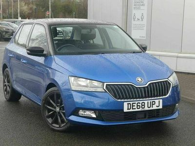 used Skoda Fabia 1.0 MPI (75ps) Colour Edition (s/s) 5-Dr HB