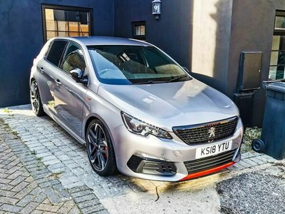 used Peugeot 308 1.6 THP GTi (s/s) 5dr