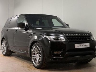 used Land Rover Range Rover Sport 3.0 SDV6 (306hp) Autobiography Dynamic 5dr