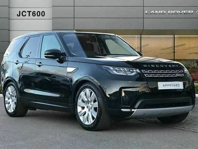 used Land Rover Discovery 2.0 SD4 HSE Luxury 5dr Auto diesel sw