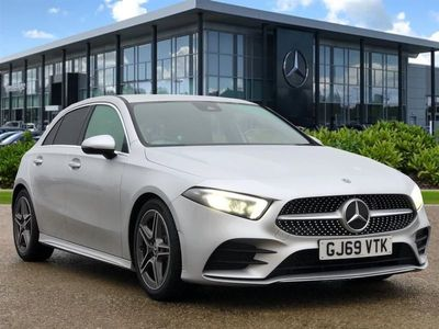 used Mercedes A200 A ClassAmg Line 5Dr 1.3