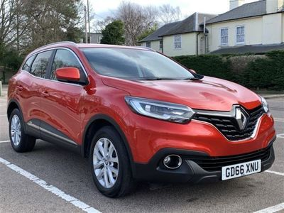 used Renault Kadjar 1.5 DCI DYNAMIQUE NAV (S/S) 5DR ZERO RFL   FROM 6.9% APR AVAILABLE ON TH