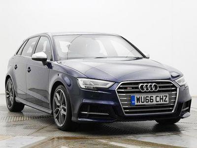 used Audi S3 TFSI Quattro 5dr