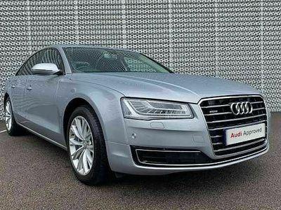 used Audi A8 SE Executive 3.0 TDI clean diesel quattro 262 PS tiptronic