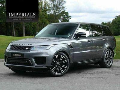 used Land Rover Range Rover Sport 3.0 SD V6 HSE