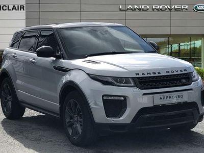 used Land Rover Range Rover evoque 2.0 Td4 Landmark 5Dr Auto