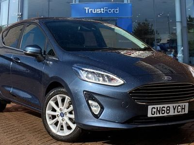 used Ford Fiesta 1.0 Ecoboost 125 Titanium 5Dr