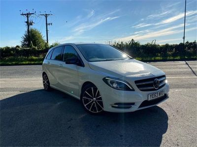 used Mercedes B220 B ClassCDI BlueEFFICIENCY Sport 5dr Auto 2.2