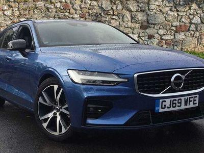 used Volvo V60 2.0 D4 [190] R Design 5Dr
