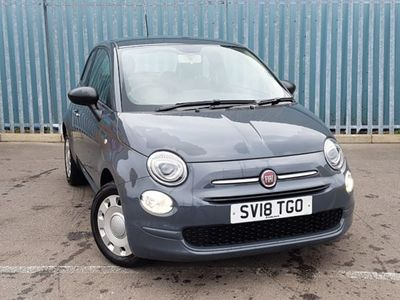 used Fiat 500 1.2 Pop 3dr hatchback 2018