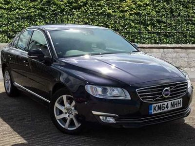 used Volvo S80 D5 SE Lux Geartronic Driver Support Pack, Winter Pack, Nav