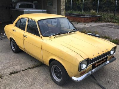 used Ford Escort -
