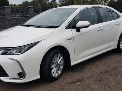 used Toyota Corolla 1.8 VVT-h Icon CVT (s/s) 4dr