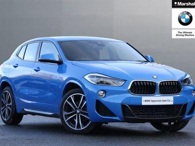 used BMW X2 sDrive 18d M Sport 5dr diesel hatchback