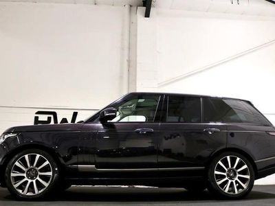 used Land Rover Range Rover 4.4 SD V8 Vogue SE Auto 4WD 5dr