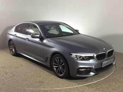 used BMW 520 5 Series i M Sport 4dr Auto 2.0