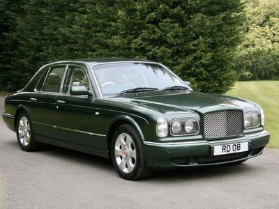 used Bentley Arnage 6.8 Red Label 4dr