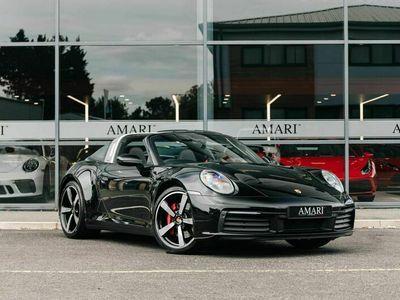 used Porsche 992 3.0T 4S Targa 4WD (s/s) 2dr