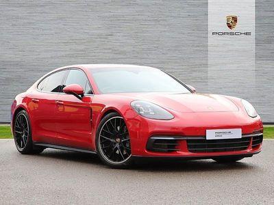 used Porsche Panamera HATCHBACK V6 4S 5dr PDK 2.9
