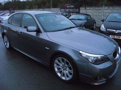 used BMW 520 5 Series 2.0 d M Sport Business Edition 4dr