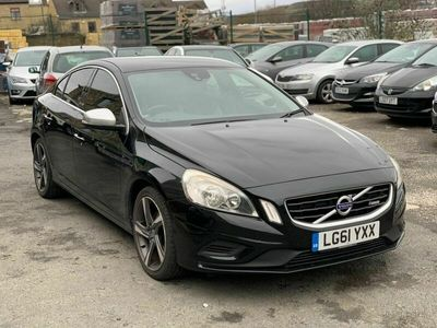 used Volvo S60 1.6 D DRIVe R-Design 4dr