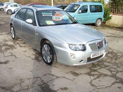 used Rover 75 2.0 CDTi Contemporary SE 4dr