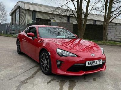 used Toyota GT86 2.0 D-4S Pro 2dr