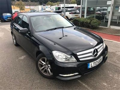 used Mercedes C180 C Class 1.6SE (Executive) Saloon 4dr Petrol 7G-Tronic Plus (138 g/km, 156 bhp)