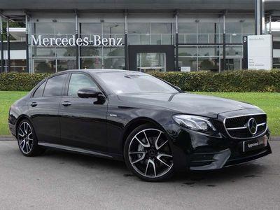 used Mercedes E43 AMG E-Class4Matic Premium Plus 4dr 9G-Tronic