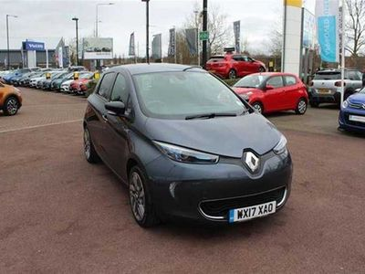 used Renault Zoe 68kW Dynamique Nav 41kWh 5dr Auto Automatic