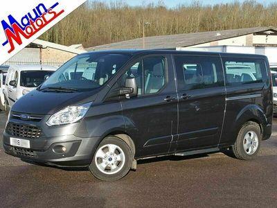 used Ford Custom Tourneo2.0 TDCi 310 Titanium Bus Auto L2 5dr (8 Seats)
