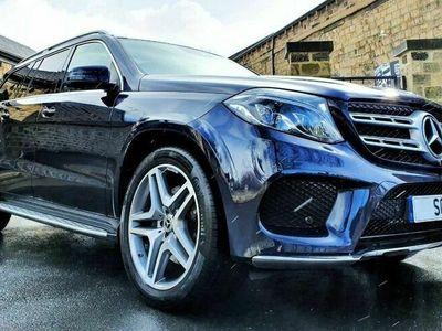 used Mercedes GLS350 Gls Class GLS350D 4MATIC AMG LINE 3.0 5dr