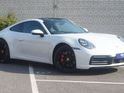 used Porsche 911 Carrera 4 S 2dr PDK [992] coupe