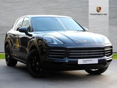 used Porsche Cayenne 2018 London V6 S TIPTRONIC