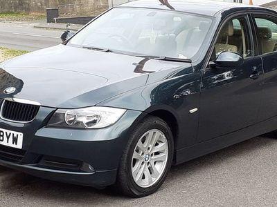 used BMW 320 3 Series 2.0 i ES 4dr