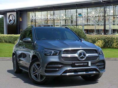 used Mercedes E300 GLE Gle D 4Matic Amg Line Prem Plus 5Dr 9G-Tronic