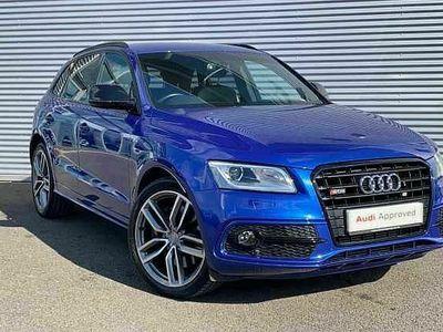 used Audi SQ5 Q5Plus Quattro 5dr Tip Auto suv 2016
