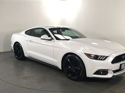 used Ford Mustang 2.3 ECOBOOST 2d AUTO 313 BHP 2-Door